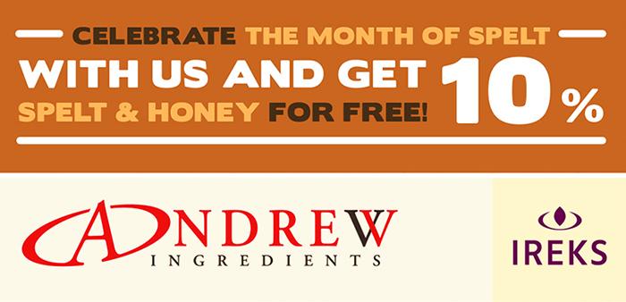 Andrew Ingredients Speltember10 Percent