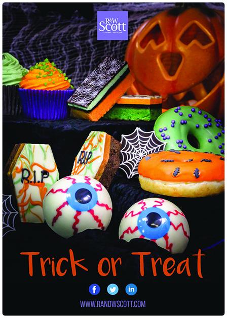 Halloween Recipes Rwscott 1