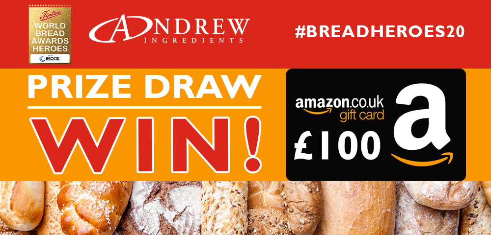 World Bread Awards Bread Heroes Prize Draw