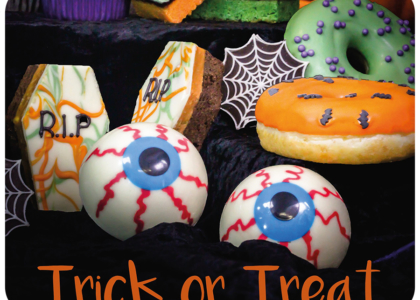 Wicked Halloween Decorations and Recipes