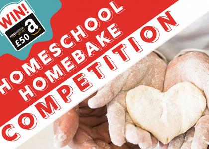 Homeschool Homebake Facebook Competition