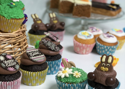 Put some 'Spring' into your products - Easter recipe ideas