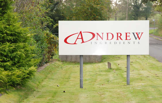 Rebranded the company to Andrew Ingredients. A fresh name and look was adopted.