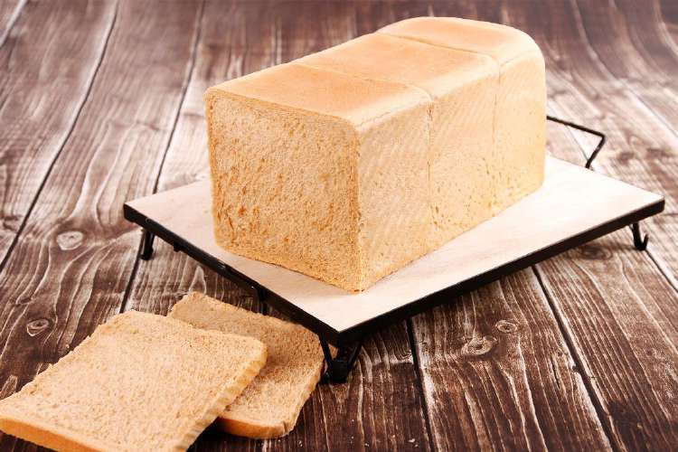 Toast Bread using IREKS Craft Malt