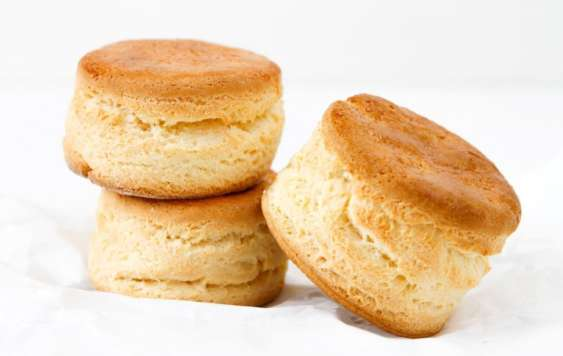 Scones Gluten Free Using Singlupan