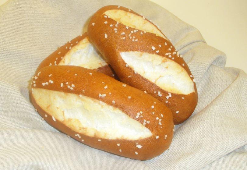 Gluten Free Soft Pretzel Sticks Using IREKS Singluplus Roll CCF