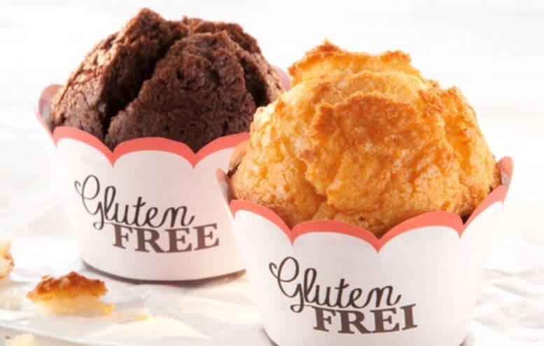 IREKS Muffin Mix Gluten Free Make Up Instructions