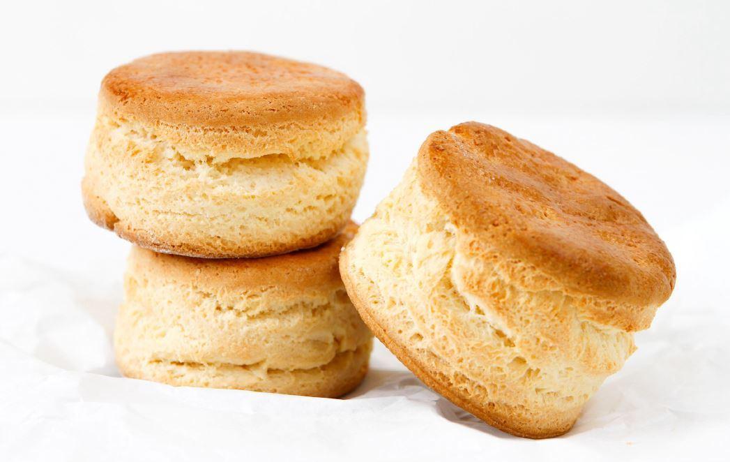 Gluten Free Scones Using IREKS Singlupan