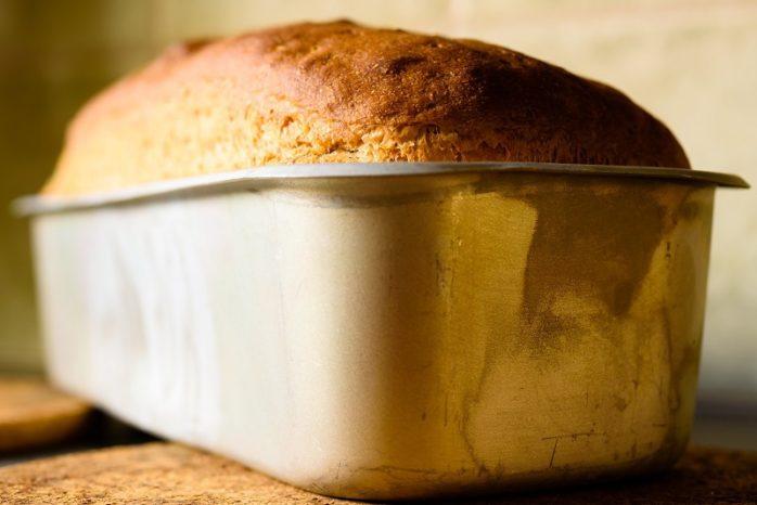 Sonneveld Proson Top Line CL - White Tin Bread Recipe