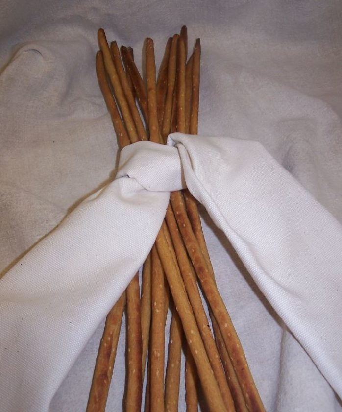 Gluten Free Bread Sticks Using IREKS Singluplus GF Bread Mix