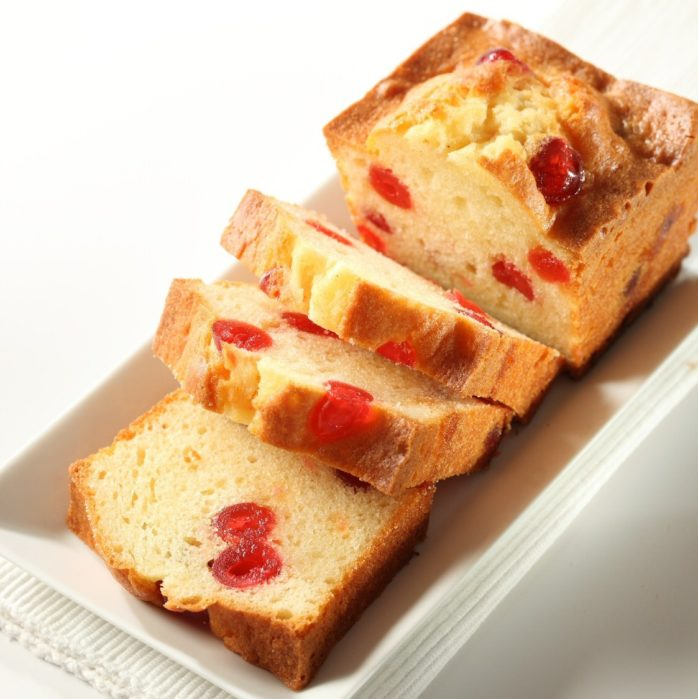 Madeira using Macphie American Crème Cake Mix