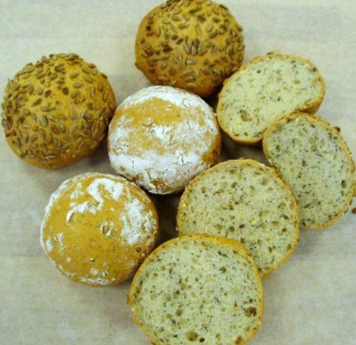 Gluten Free Multigrain Rolls Using IREKS Singluplus Roll CCF
