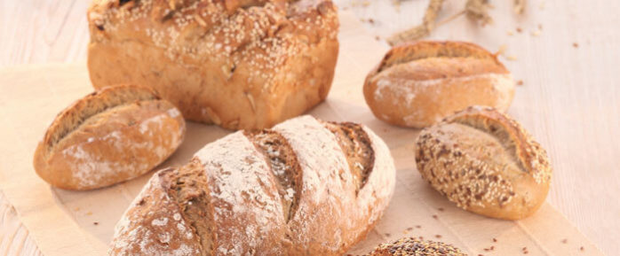 IREKS Grain Bread Mix Make Up Instructions