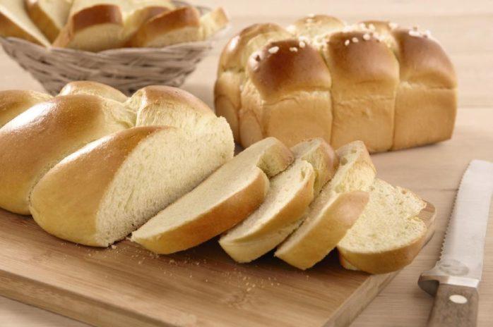 Brioche using IREKS Voltex Bread Improver