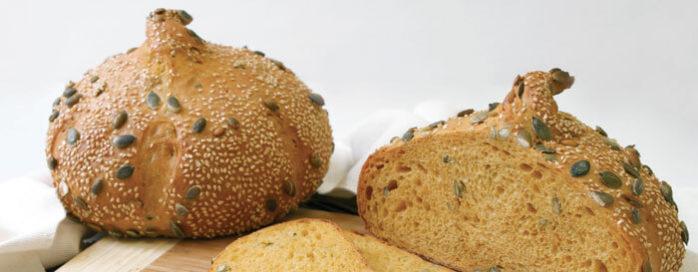 IREKS Pumpkin Bread Mix Make Up Instructions