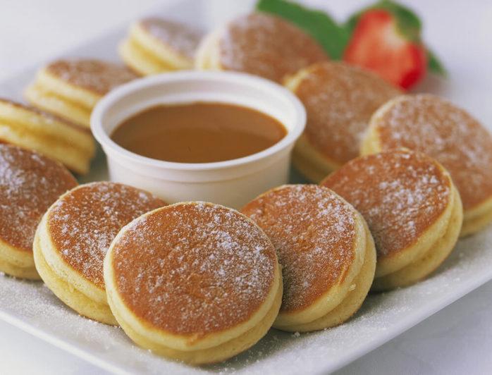 Macphie Luxury American Pancake Conc Make Up Instructions