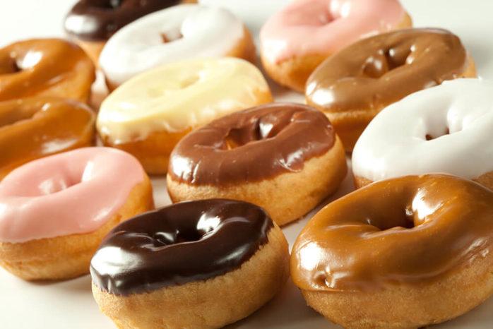 Macphie Premium Donut Doughnut Conc Make Up Instructions