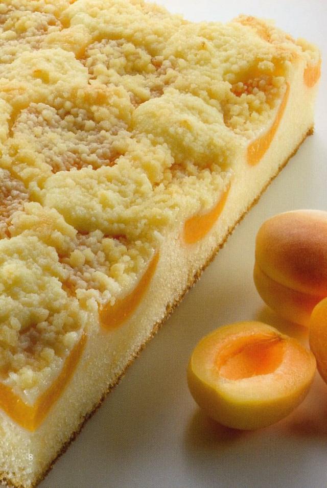 Gluten-free Apricot Yoghurt Slices