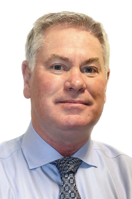 Distribution area expanded to include Scotland. Gerry Murray joined the team as Business Development Manager for the area.